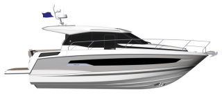 NC 37 │ NC of 11m │ Boat powerboat Jeanneau