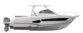 Leader 10.5 │ Leader WA of 11m │ Boat powerboat Jeanneau