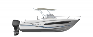 Leader 7.5 │ Leader WA of 8m │ Boat powerboat Jeanneau