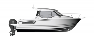 NC 795 │ NC of 8m │ Boat Outboard Jeanneau