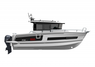 NC 895 Sport │ NC Sport of 9m │ Boat powerboat Jeanneau